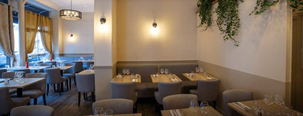 Restaurant Courbevoie Le Saint Charles