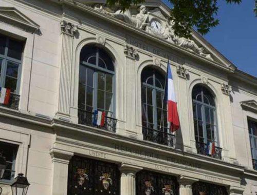 Mairie Courbevoie