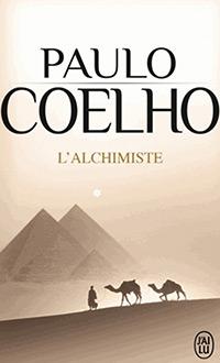 Livre Développement Personnel L'Alchimiste Paulo Coelho