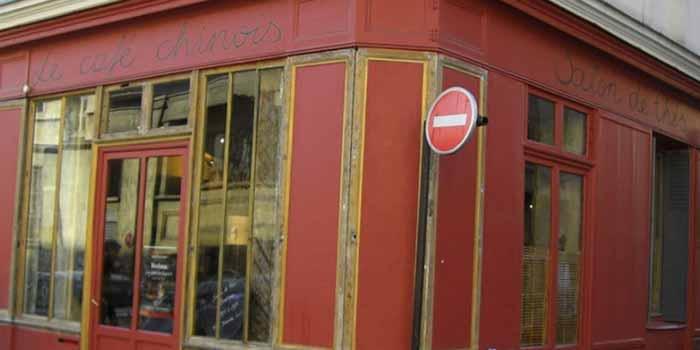 Salon de Thé Marais Le Café Chinois