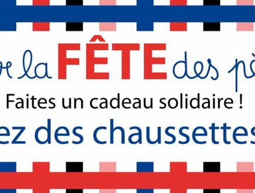 Bonpied Chaussettes Solidaires